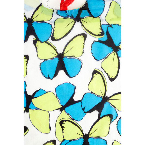 reisenthel® Smart Shopper White Butterflies