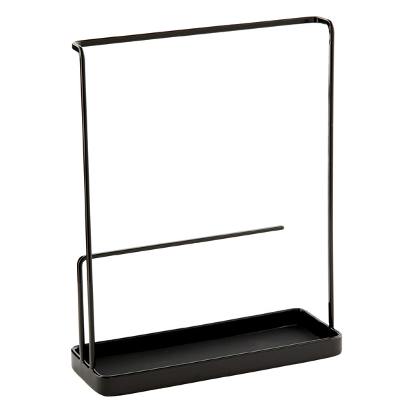 Accessories Stand Black