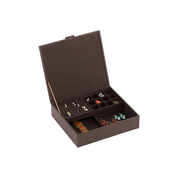 Parker Jewelry Box Espresso