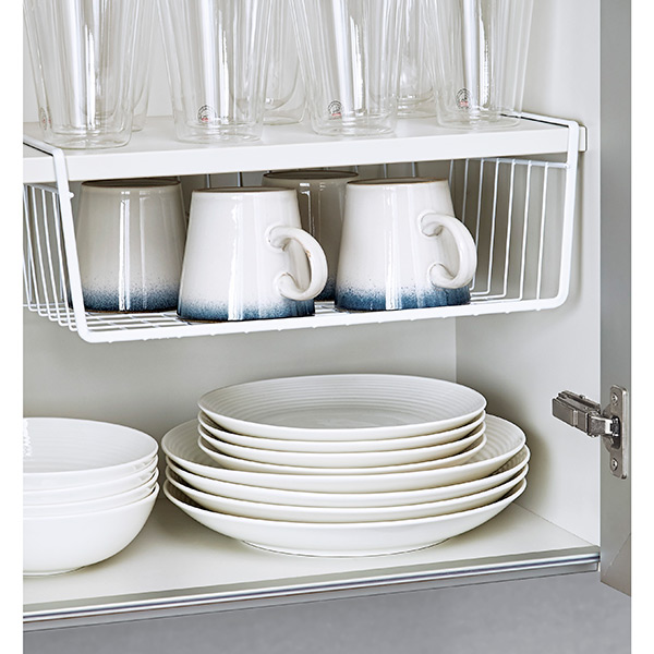 Undershelf Baskets - Under Shelf Baskets - Undershelf Baskets The Container Store