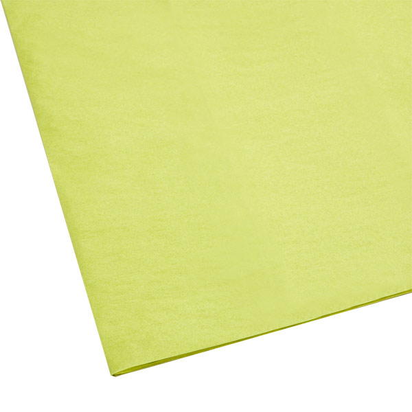 Tissue Sheets Chartreuse Pkg/8
