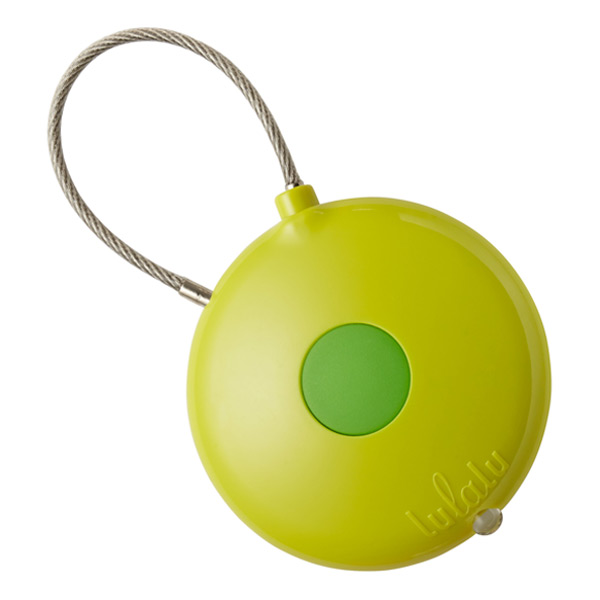 Handbag/Keychain Light Green