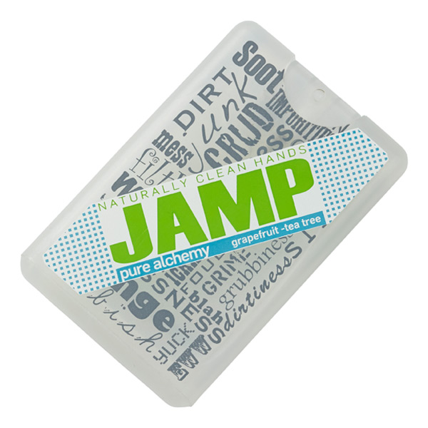 Jamp Natural Hand Sanitizer Grapefruit-Tea Tree