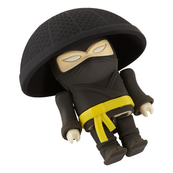 Kung Fu Master 8GB Flash Drive Black