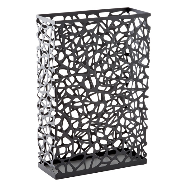 Nest Umbrella Stand Black