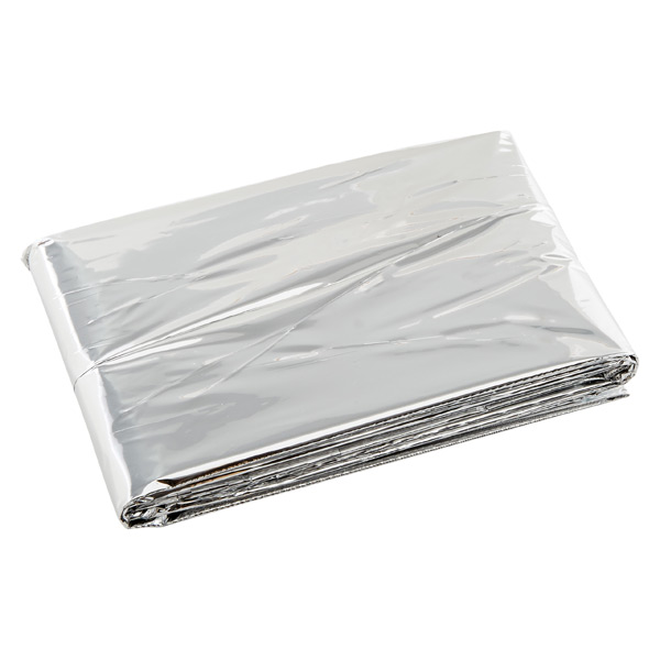 Emergency Blanket Silver