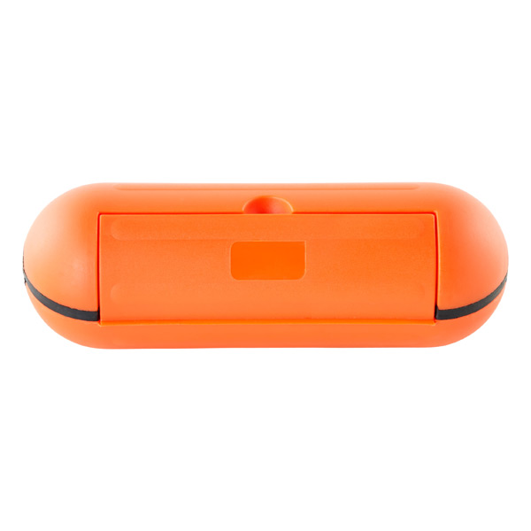 Extension Cord Safety Seal Orange