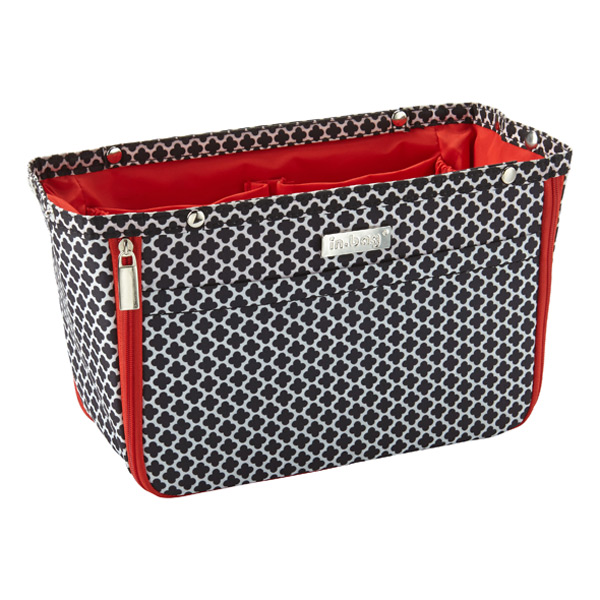 in.bag® Handbag Organizer Moroccan/Red