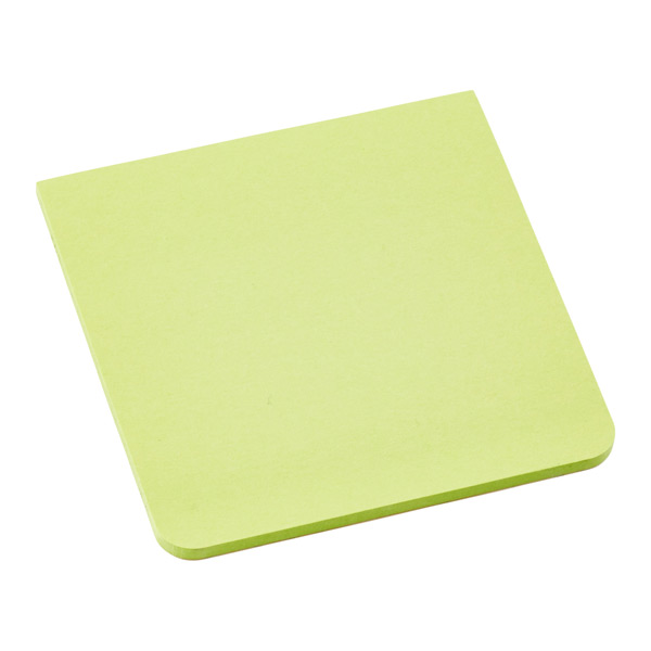 3M Post-it® Full-Adhesive Notes Apple Blossom Pkg/2