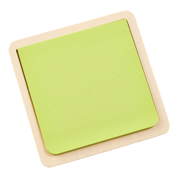 Post-it® Reminder Tile Apple Blossom