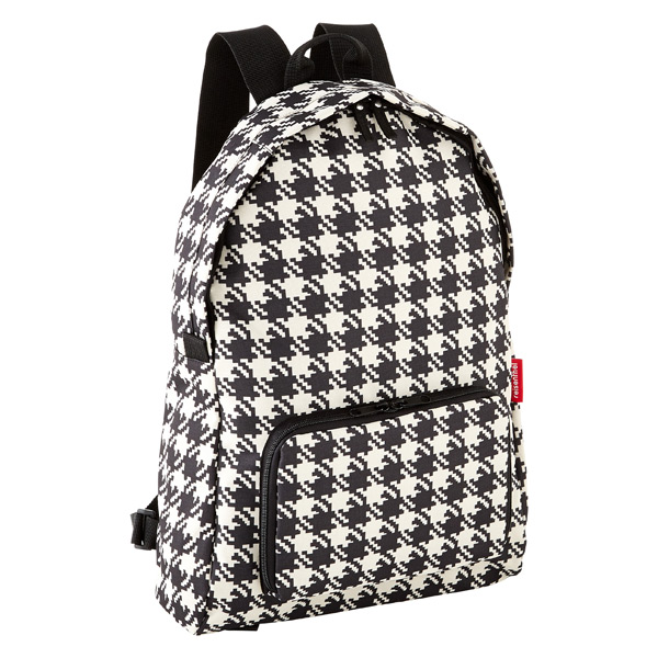 reisenthel® Travel Backpack Houndstooth