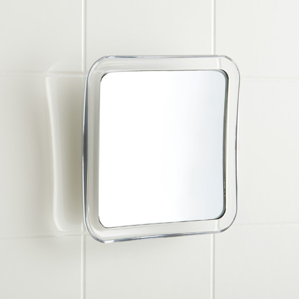 Travel Magnifying Suction Mirror