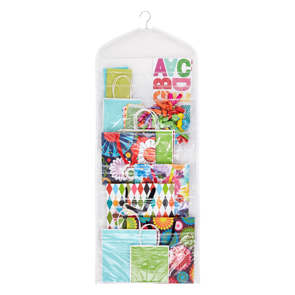 Hanging Gift Tote Organizer The Container Store