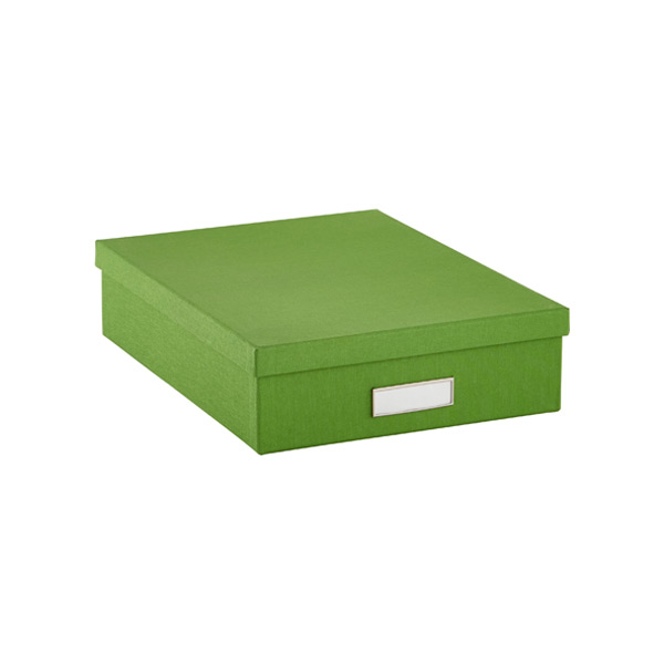 Bigso™ Library Letter Box Green