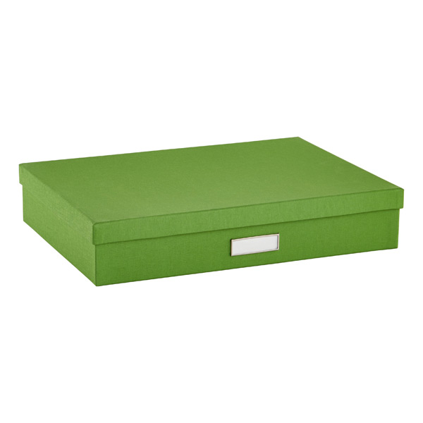 Bigso™ Library Document Box Green