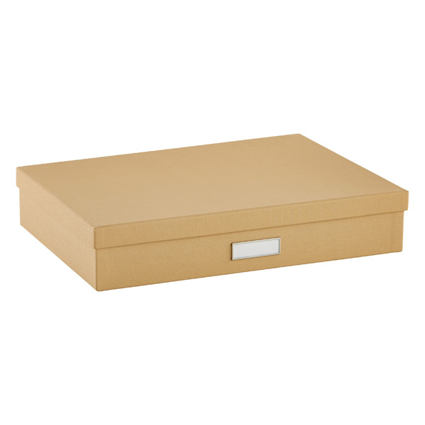 Bigso™ Library Document Box Khaki