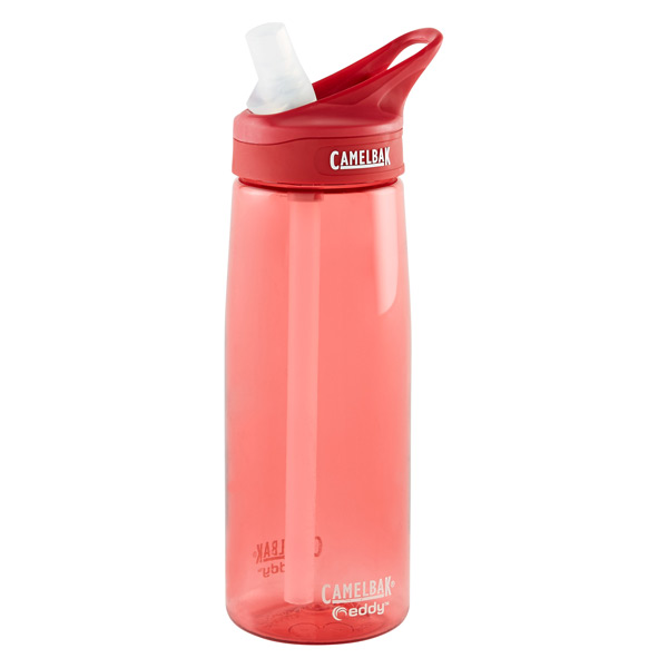 24 oz. CamelBak® Eddy™ Bottle Strawberry