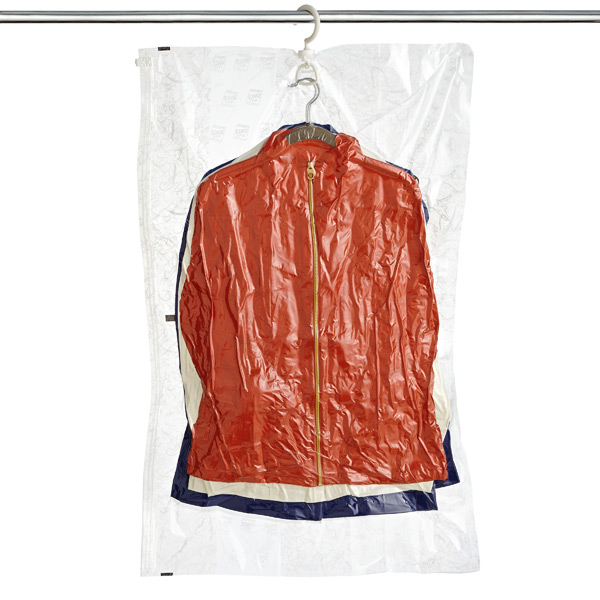 Hanging Space Bag® Clear