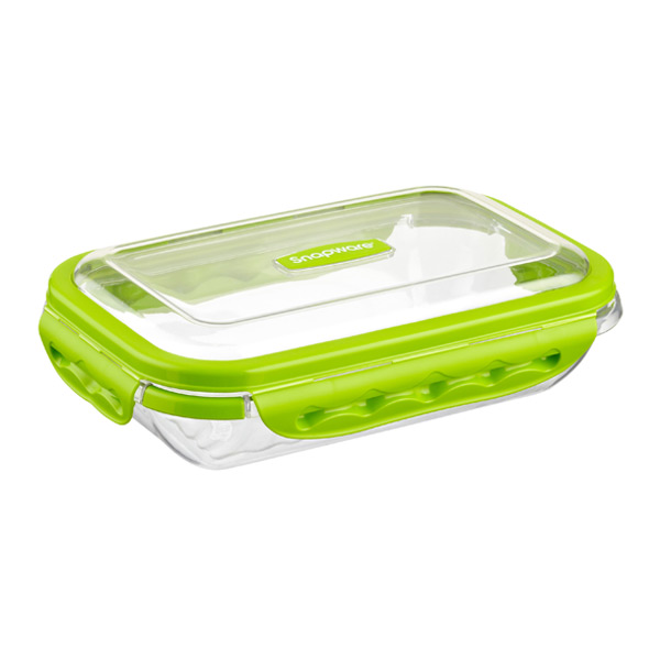 Snapware 30.4 oz. Tritan Rectangle Food Storage 3.8 c.
