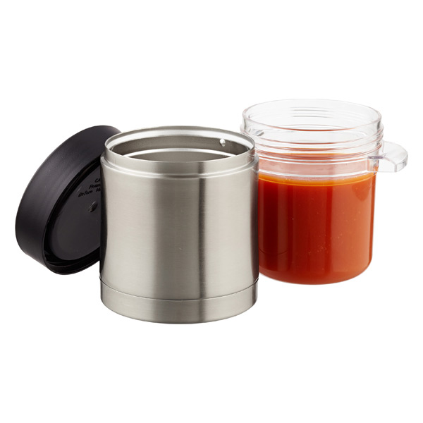 Vacuum Insulated Food Jar