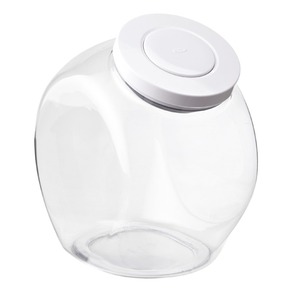Good Grips® 5 qt. POP Slant Jar