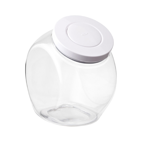 Good Grips® 3 qt. POP Slant Jar