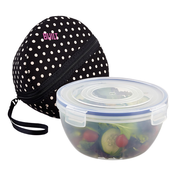 Bento Salad Bowl Mini Dot