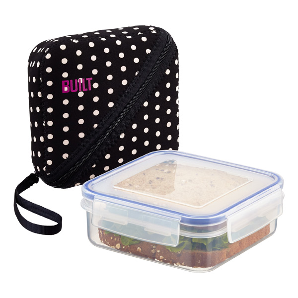 Bento Sandwich Box Mini Dot