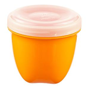 8 oz. Preserve Snack Container Orange
