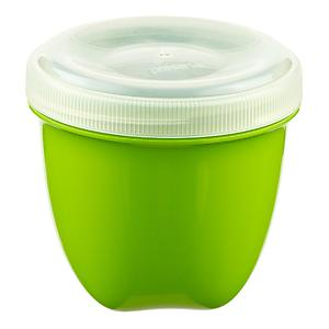 8 oz. Preserve Snack Container Green