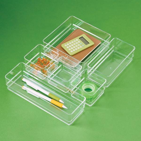 Acrylic Drawer Organizer Set