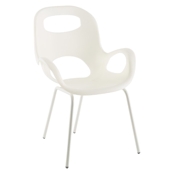 Delicieux White Oh! Chair By Umbra