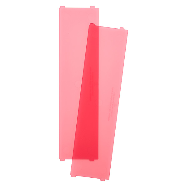 Like-it® Bricks Wide Short Divider Pink Pkg/2