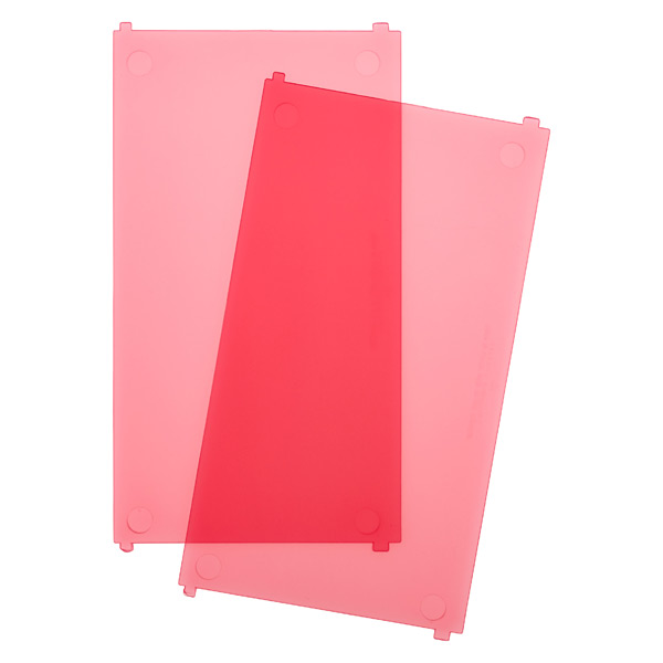 Like-it® Bricks Wide Tall Divider Pink Pkg/2