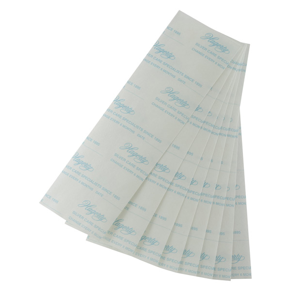 Silver Protection Strips Pkg/8