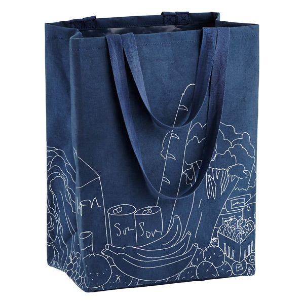 Umbra® Crunch Grocery Tote Navy