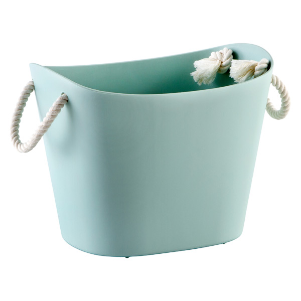 Small Balcolore Tub Light Blue