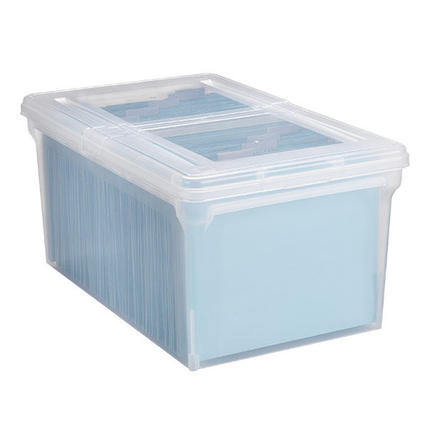 X-Large File Tote Box | The Container Store