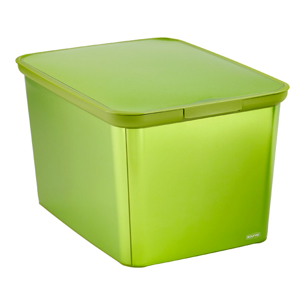 Metallic Decobox Green