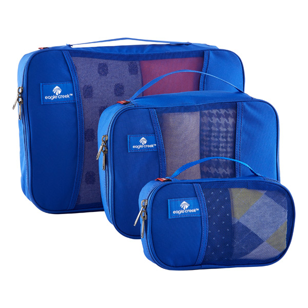 Eagle Creek Pack-It Cube Blue Set of 3