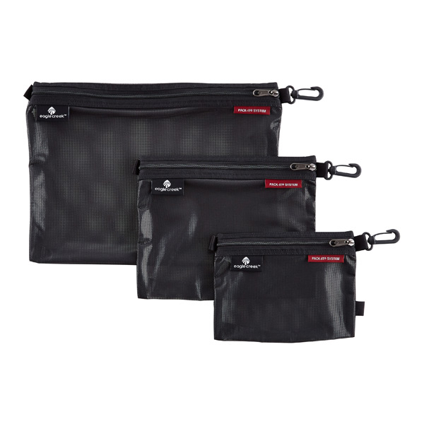 Eagle Creek™ Pack-It™ Sac Black Set of 3