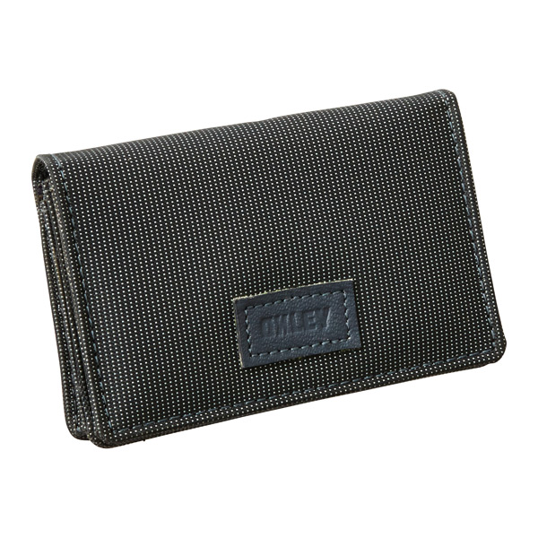 Oxley Business Card Holder Grey