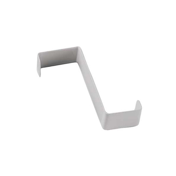 Hook-Over Overdoor Hook White