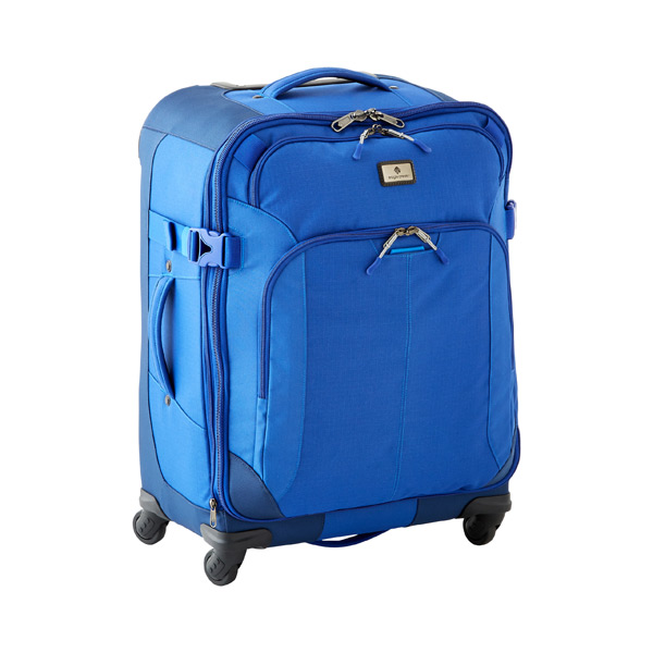 "Eagle Creek™ 25"" Adventure 4-Wheeled Luggage Blue"
