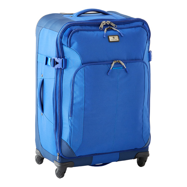 "Eagle Creek™ 28"" Adventure 4-Wheeled Luggage Blue"