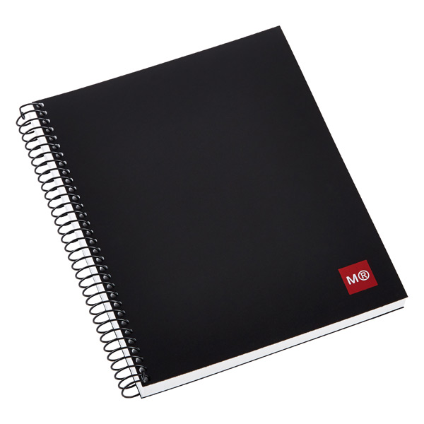 Stone Paper Notebook Black