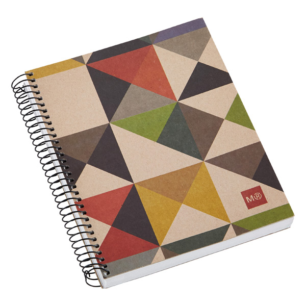 Origami Recycled Notebook