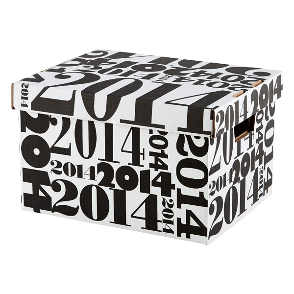 Our Best Box 2014 White/Black