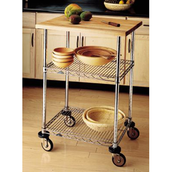 Metro® Commercial Chef's Cart