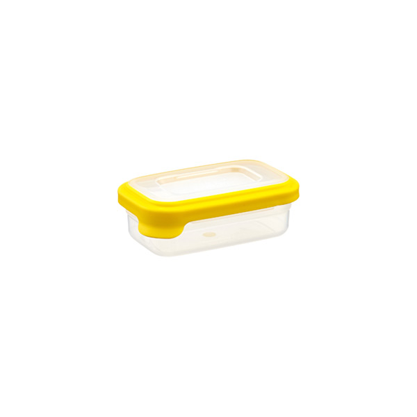 8 oz. Nest™ Food Storage Yellow Lid